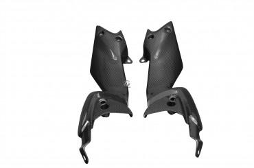 Carbon Seitenverkleidung für MV Agusta Rivale 800 2013