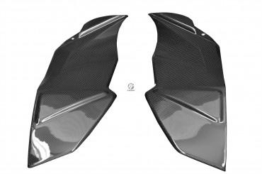 Carbon Seitenverkleidung für Suzuki GSR 750