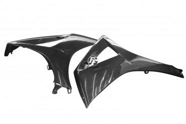 Carbon Seitenverkleidung für Suzuki GSX-R 1000 2007-2008