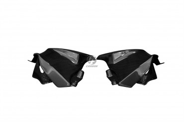 Carbon Seitenverkleidung für Suzuki GSX-S 1000