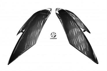Carbon Seitenverkleidung für Suzuki GSX-S 750 2016-