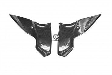 Carbon Seitenverkleidung für Triumph Sprint ST 1050 05- 09