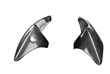 Carbon Seitenverkleidung für Triumph Street Triple 675 2013-