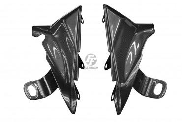 Carbon Seitenverkleidung für Triumph Street Triple 765 2020-