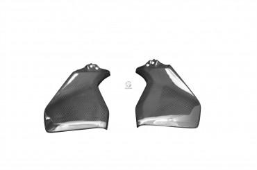 Carenado lateral Carbono por Yamaha MT-09