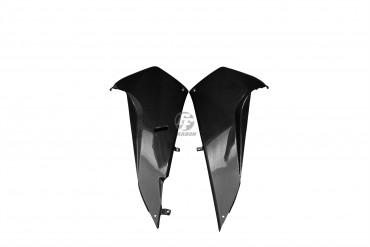 Carbon Seitenverkleidung für Yamaha Tmax 500 2008-2011