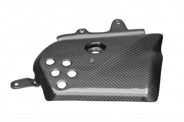 Carbon Seitenverkleidung links für Yamaha XJ6 2009-2015
