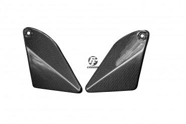 Carbon Seitenverkleidung im Rahmen für BMW R800 GS 2016-