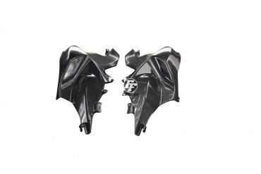 Carbon Tankverkleidung Seitenteile für BMW K1200S
