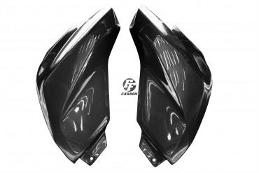 Carbon Tankverkleidung Seitenteile für BMW R 1200 RS 2015-
