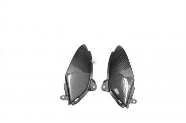 Carbon Tankverkleidung Seitenteile für Kawasaki ZX-6R 2005-2006