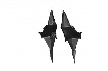 Carbon Seitenverkleidung unter Sitz für Kawasaki Z800