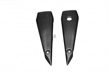 Carbon Seitenverkleidung unter Sitz für Yamaha FZ1-S / FZ1-N (No ABS)