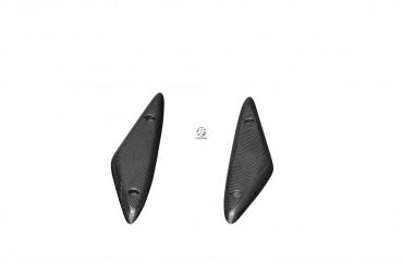 Carbon Seitenverkleidung unter Tank für Ducati Hyperstrada / Hypermotard 821 2013-2015 939 2016-
