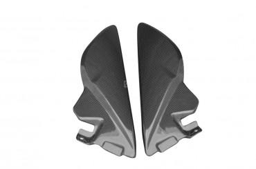 Carbon Seitenverkleidung unter Tank für Triumph Speed Triple 2011-2015