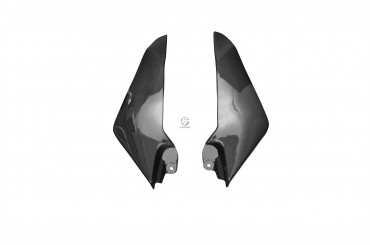 Carbon Seitenverkleidung unter Tank für Yamaha YZF-R6 2008-2016