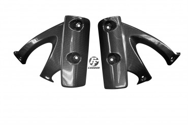 Carbon Side Fairing Front Fender for Buell Lightning Super TT XB12STT Ulysses XB12X