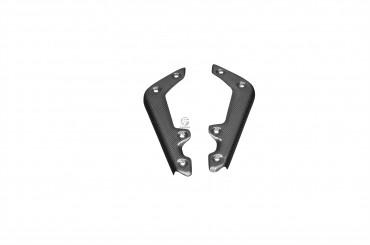 Carbon vorderes Schutzblech Seitenteile für MV Agusta Brutale 800 Dragster