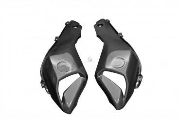 Carbon Lufteinlass Seitenteile für Yamaha MT-07