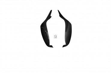 Carbon seitliche Tankverkleidung für Buell X1