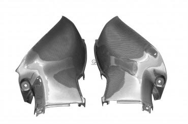 Carbon Tankverkleidung Seitenteile für Suzuki GSX-R 1300 Hayabusa 1999-2007