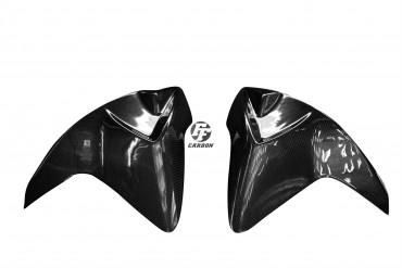 Carbon Tankverkleidung Seitenteile für Suzuki GSX-R 600/750 2011-2014