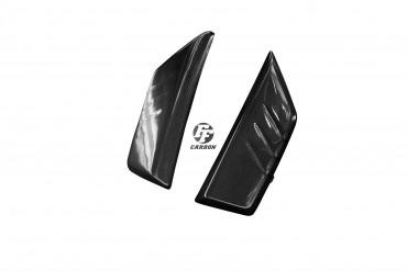 Carbon Tankverkleidung Seitenteile für Yamaha MT-10 Carbon+Fiberglas Leinwand Glossy Carbon+Fiberglas | Leinwand | Glossy
