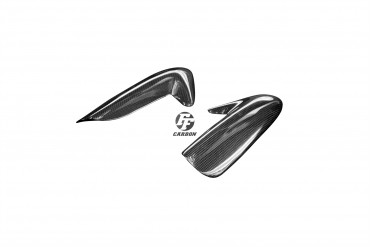 Carbon Tankverkleidung Seitenteile für Ducati 848 / 1098 / 1198