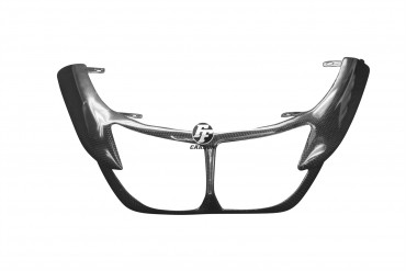 Carbon Sitz Abdeckung für Yamaha FZ1-N 100% Carbon Köper Matt 100% Carbon   Köper   Matt