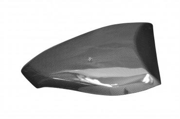 Carbon Sitz Abdeckung für MV Agusta Brutale 750 / 910 / 989R / 1078RR Carbon+Fiberglas Leinwand Glossy Carbon+Fiberglas | Leinwand | Glossy