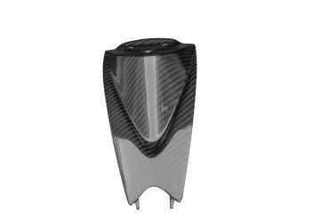 Carbon Sitz Abdeckung für Aprilia RSV4 / Tuono V4 Factory 2016- Carbon+Fiberglas Köper Glossy Carbon+Fiberglas | Köper | Glossy