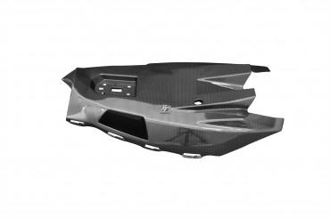 Carbon Sitz Abdeckung für Kawasaki Z1000 2010-2013