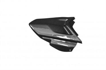 Carbon Sitz Abdeckung für Suzuki B-King 1300 2007-2012