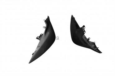 Carbon Sitz Abdeckung für Kawasaki Z750 2007-2012