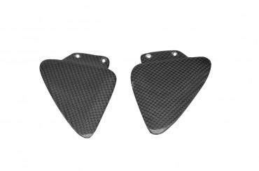 Carbon Sozius Fersenschützer für Ducati 748 / 916 / 996 / 998