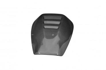 Carbon Soziussitz Abdeckung für Aprilia RSV Mille 2001-2003 / Tuono 2002-2005 Carbon+Fiberglas Leinwand Glossy Carbon+Fiberglas | Leinwand | Glossy