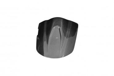 Carbon Soziussitz Abdeckung für Suzuki GSX-R 600 / 750 2008-2010