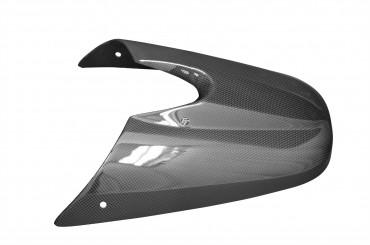Carbon Soziussitz Abdeckung für Triumph Speed Triple 1050 2008-2010