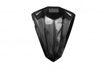 Carbon Soziussitz Abdeckung für Kawasaki Ninja 300 2013-2015