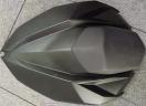 Carbon Soziussitz Abdeckung für Kawasaki Z800