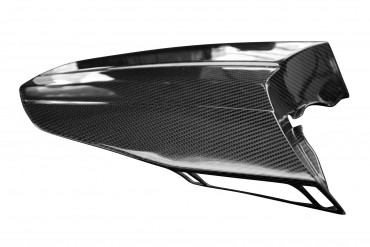 Carbon Soziussitz Abdeckung für KTM 690 Duke R 2013-2015