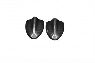 Carbon Spiegelverkleidung für Ducati Hypermotard 796 / 1100