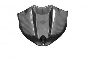 Carbon Tank Cover für Yamaha YZF-R1 2009-2014 Carbon+Fiberglas Köper Glossy Carbon+Fiberglas | Köper | Glossy