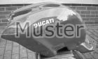 Carbon Tank für Ducati Streetfighter 2009-2015