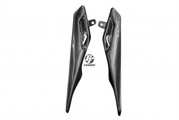 Carbon Tankverkleidung Seitenteile für Triumph Sprint ST 1050 05- 07