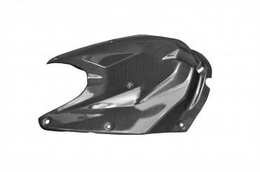 Carbon Tankverkleidung für BMW S1000RR 2010-2014 Carbon+Fiberglas Leinwand Glossy Carbon+Fiberglas | Leinwand | Glossy