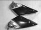Carbon Tankverkleidung Seitenteile für Suzuki GSF 600 00-03, GSF 1200 01-05