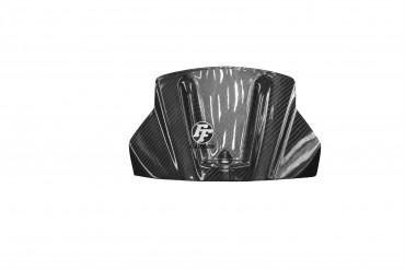 Carbon Tankverkleidung für Aprilia RSV 4 RR/RF 2013- Tuono V4 2012- Carbon+Fiberglas Köper Glossy Carbon+Fiberglas | Köper | Glossy