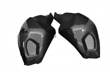 Carbon Tankverkleidung für Ducati Monster 696 / 796 / 1100 / 1100 EVO