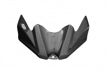 Carbon Tankverkleidung für Suzuki GSX-R 600 / 750 2008-2010 Carbon+Fiberglas Leinwand Glossy Carbon+Fiberglas | Leinwand | Glossy